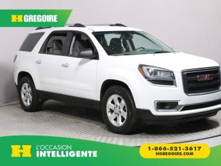Used 2016 GMC Acadia SLE AWD MAGS CAM for sale in St-Léonard, QC