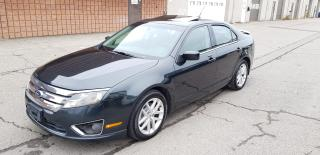 Used 2010 Ford Fusion SEL for sale in Burlington, ON