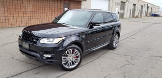 Used 2014 Land Rover Range Rover Sport V8 SC Dynamic for sale in Burlington, ON