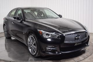 Used 2015 Infiniti Q50 Ltd Awd Cuir Toit for sale in St-Constant, QC