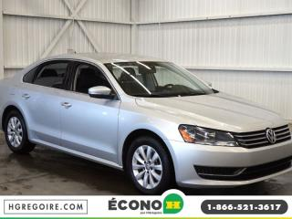 Used 2014 Volkswagen Passat Trendline for sale in St-Léonard, QC