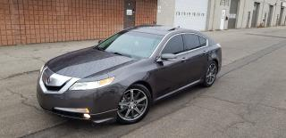 Used 2009 Acura TL w/Nav Pkg for sale in Burlington, ON