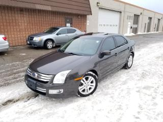Used 2006 Ford Fusion SEL for sale in Burlington, ON