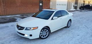 Used 2008 Acura TSX Premium for sale in Burlington, ON