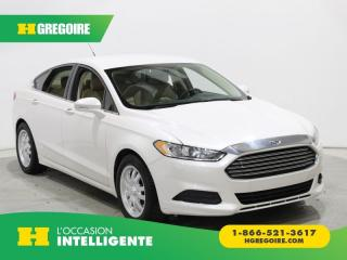 Used 2013 Ford Fusion SE FWD A/C GR for sale in St-Léonard, QC