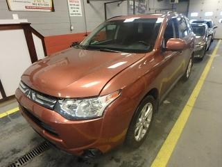 Used 2014 Mitsubishi Outlander ES AWD for sale in St-Constant, QC