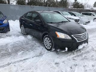 Used 2015 Nissan Sentra S for sale in St-Constant, QC