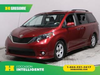 Used 2014 Toyota Sienna SE 8 PASSAGERS A/C for sale in St-Léonard, QC