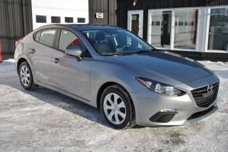 Used 2016 Mazda MAZDA3 Gx A/c Camera De for sale in St-Constant, QC