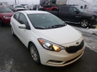 Used 2015 Kia Forte LX A/C for sale in St-Constant, QC