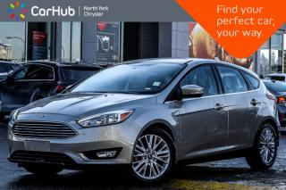 Used 2018 Ford Focus Titanium|Sunroof|Backup_Cam|Keyless_Go|Keyless_Entry|Bluetooth|17
