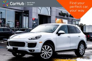 Used 2015 Porsche Cayenne S|AWD|Sunroof|Nav|Sat.Radio|Pwr.Seats for sale in Thornhill, ON