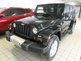 Used 2012 Jeep Wrangler Sahara for sale in Terrebonne, QC