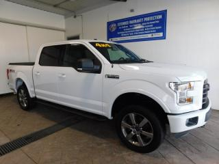 Used 2016 Ford F-150 SPORT CREW SUNROOF NAVI for sale in Listowel, ON