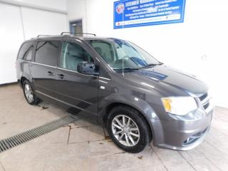 Used 2014 Dodge Grand Caravan 30th Anniversary LEATHER for sale in Listowel, ON