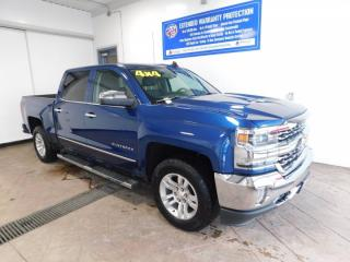 Used 2017 Chevrolet Silverado 1500 LTZ LEATHER for sale in Listowel, ON