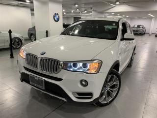 Used 2016 BMW X3 xDrive28d for sale in Newmarket, ON