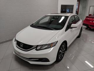 Used 2015 Honda Civic Ex Véhicule for sale in Chicoutimi, QC