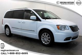 Used 2016 Chrysler Town & Country Touring ONLY 58,000 KMS!!! for sale in Regina, SK