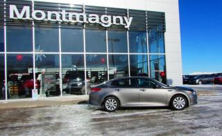 Used 2018 Kia Optima EX BA for sale in Montmagny, QC