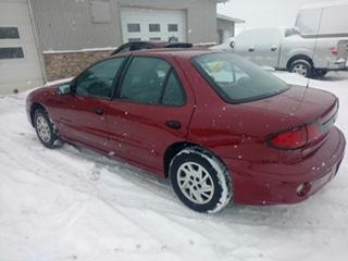 Used 2005 Pontiac Sunfire Berline SL 4 portes for sale in Valcourt, QC