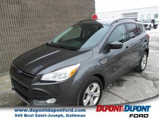 Used 2016 Ford Escape 4 portes SE, Traction intégrale for sale in Gatineau, QC