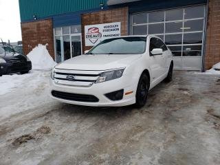 Used 2010 Ford Fusion Titanium Hybride for sale in St-Eustache, QC