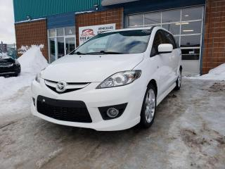 Used 2008 Mazda MAZDA5 GT MAG A/C CONT for sale in St-Eustache, QC