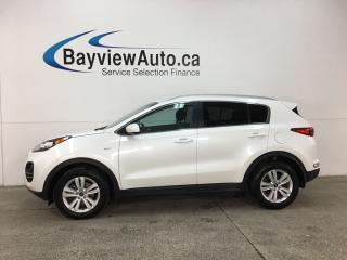 Used 2019 Kia Sportage LX - AWD! REVERSE CAM! BLUETOOTH! HTD SEATS! ALLOYS! for sale in Belleville, ON