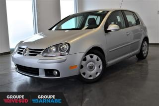 Used 2009 Volkswagen Rabbit TRENDLINE + MANUEL + GROUPE ELECTRIQUE + for sale in St-Jean-Sur-Richelieu, QC