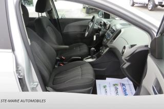 Used 2014 Chevrolet Sonic Démareur A Distance for sale in St-Rémi, QC