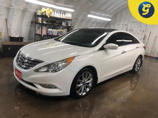 Used 2012 Hyundai Sonata Limitied * Navigation * Sunroof/Sky View * Leather interior * Remote start * Phone connect * Voice recognition * Reverse assist * Active ECO mode *  P for sale in Cambridge, ON