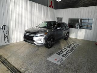 Used 2018 Mitsubishi Eclipse Cross SE for sale in Red Deer, AB