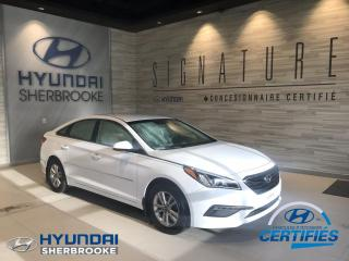 Used 2015 Hyundai Sonata BAS KILO! GL+CAM RECUL+BANCS CHAUFF for sale in Sherbrooke, QC