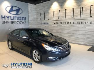 Used 2011 Hyundai Sonata LIMITED+CUIR+GPS+TOIT+BANCS CHAUFF for sale in Sherbrooke, QC