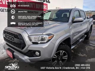 Used 2017 Toyota Tacoma TRD Sport $251 BI-WEEKLY - $0 DOWN for sale in Cranbrook, BC