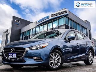 Used 2018 Mazda MAZDA3 GS BLIND SPOT MONITORING for sale in Scarborough, ON