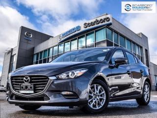 Used 2018 Mazda MAZDA3 MOON ROOF BLIND SPOT MONITORING for sale in Scarborough, ON