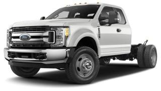 New 2019 Ford F-550 Chassis XL for sale in Surrey, BC
