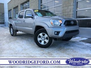 Used 2014 Toyota Tacoma V6 for sale in Calgary, AB