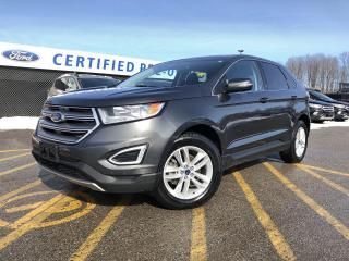 Used 2016 Ford Edge SEL SYNC|REMOTE KEYLESS ENTRY|DUAL EXHAUST|REVERSE CAMERA for sale in Barrie, ON