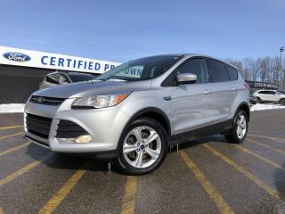 Used 2014 Ford Escape 4WD|REMOTE KEYLESS ENTRY|SYNC VOICE ACTIVATED SYSTEM|REVERSE CAMERA for sale in Barrie, ON