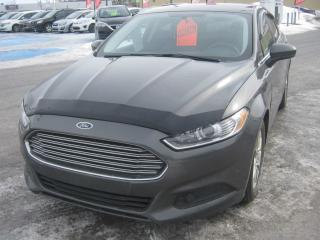 Used 2015 Ford Fusion S for sale in St-Hyacinthe, QC