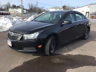 Used 2012 Chevrolet Cruze LT Turbo w/1SA for sale in Moncton, NB
