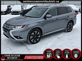 Used 2018 Mitsubishi Outlander SE PHEV EX DEMO for sale in St-Jérôme, QC
