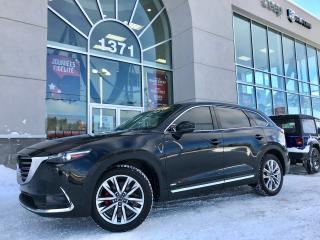 Used 2017 Mazda CX-9 Gt / Cuir / Toit for sale in Ste-Agathe-des-Monts, QC