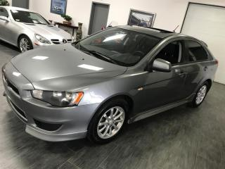 Used 2014 Mitsubishi Lancer SE SPORTBACK for sale in Châteauguay, QC