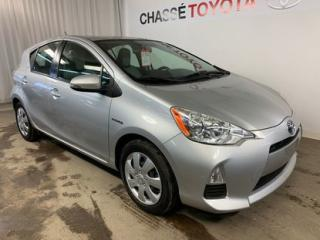 Used 2013 Toyota Prius C for sale in Montréal, QC