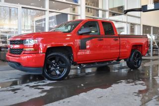 Used 2017 Chevrolet Silverado 1500 Custom Custom 4x4 V8 for sale in St-Jérôme, QC