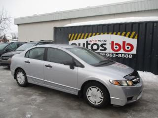 Used 2010 Honda Civic for sale in Laval, QC